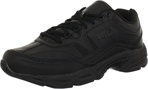all black fila sneakers