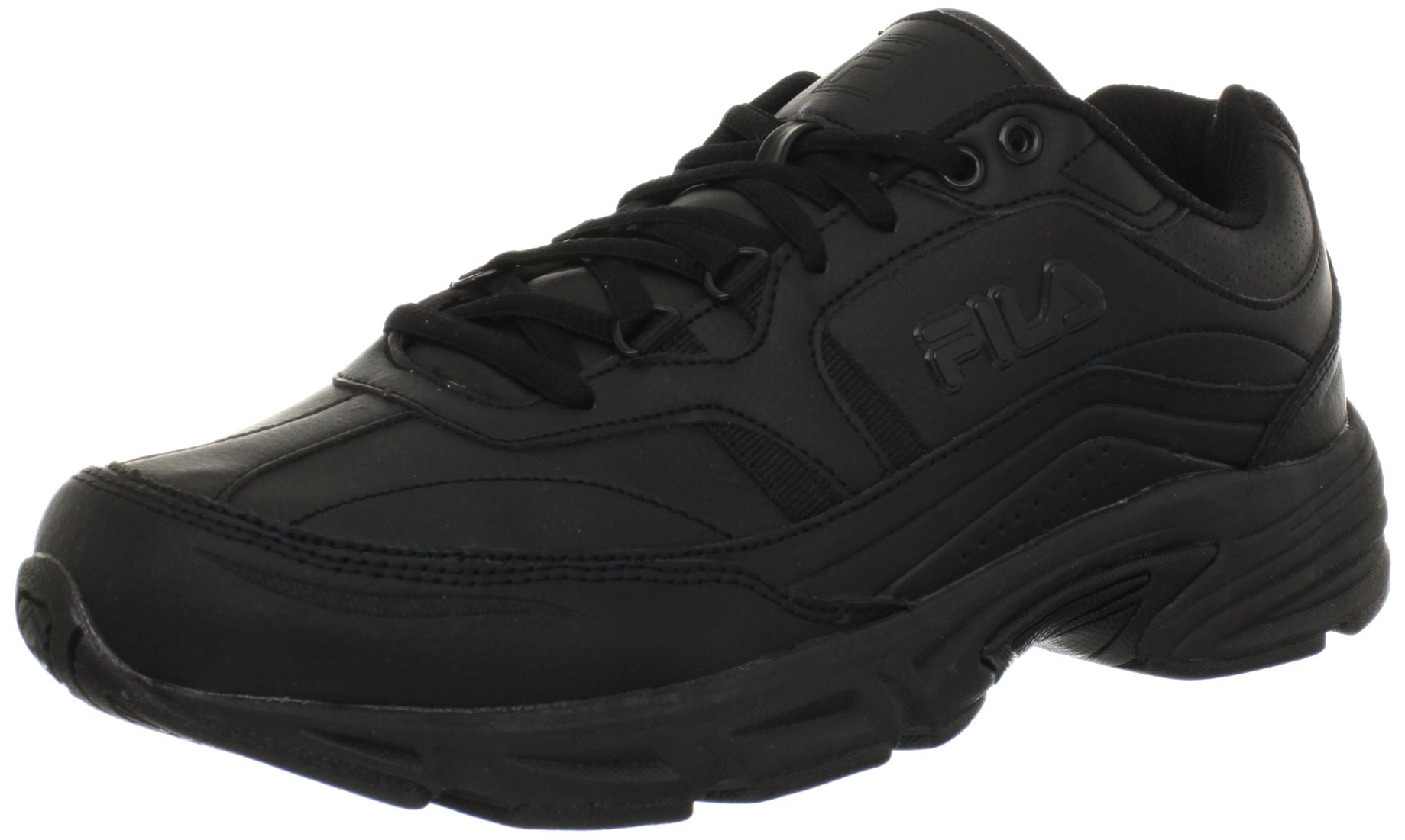 Fila Men's Memory Workshift Cross-Training Shoe,Black/Black/Black,11 4E US by Fila