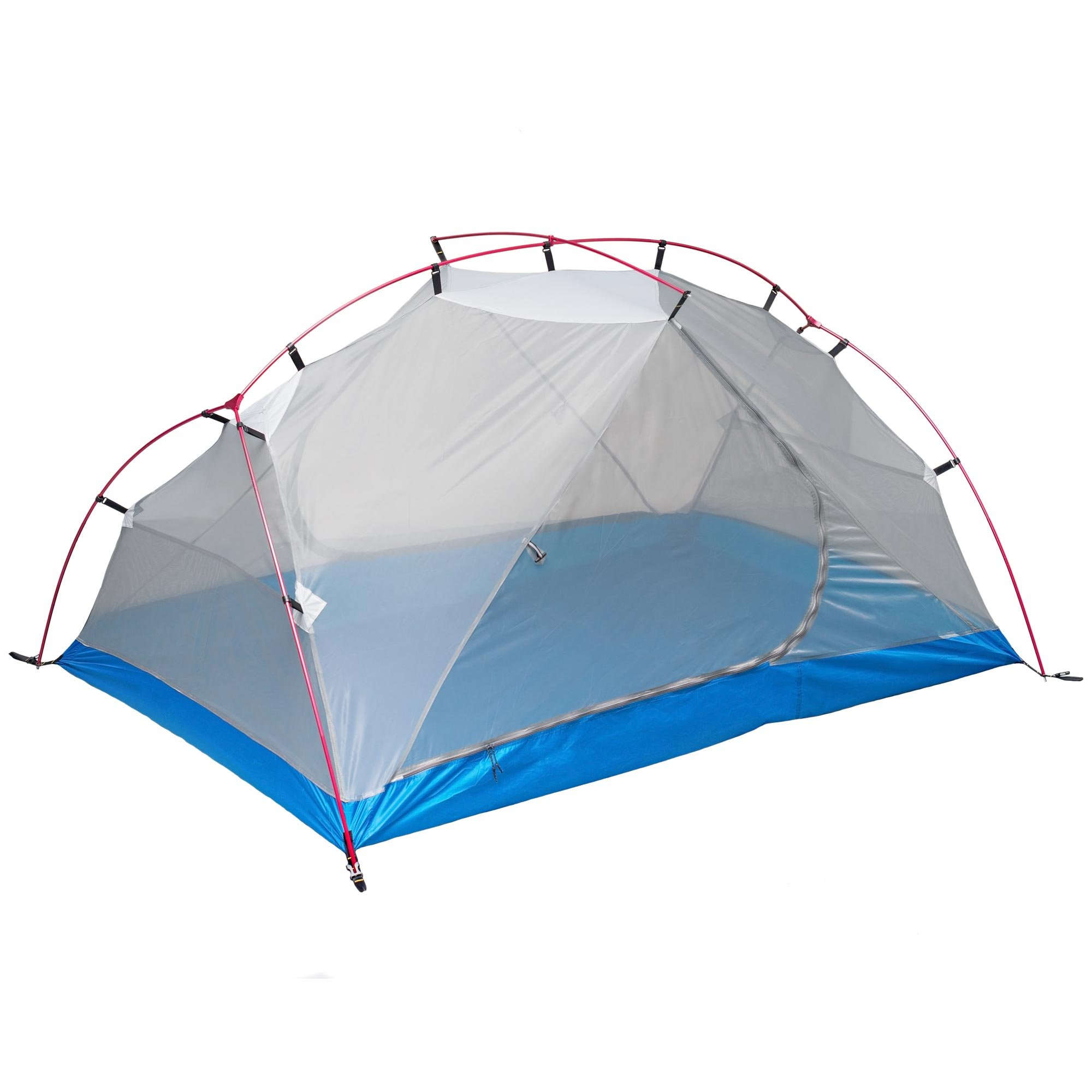 Zion 2P Two Person Lightweight Tent and Footprint - Perfect for Backpacking, Kayaking, Camping and Bikepacking by Paria Outdoor Products (Image #3)