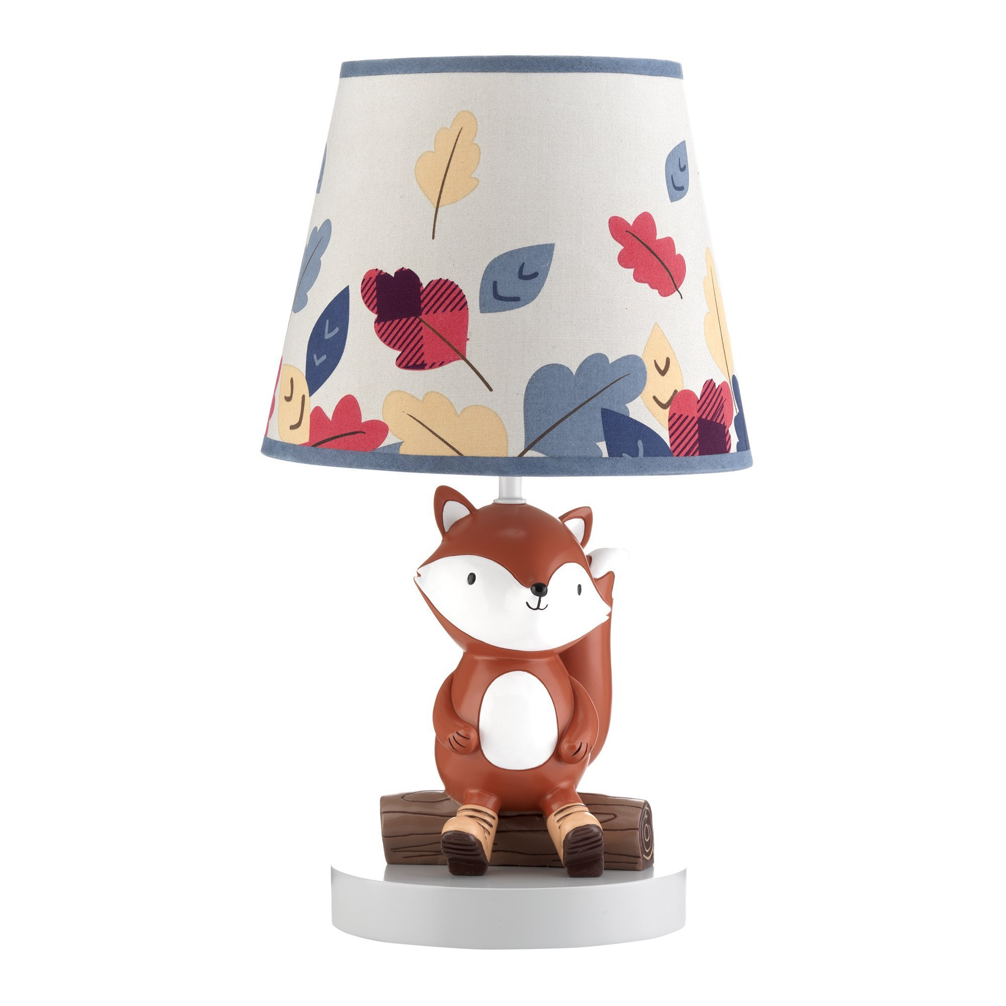 Lambs & Ivy(R) Little Campers Lamp with Shade & Bulb by Lambs & Ivy