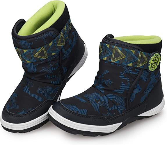 Boys Snow Boots Boys Winter Boots for
