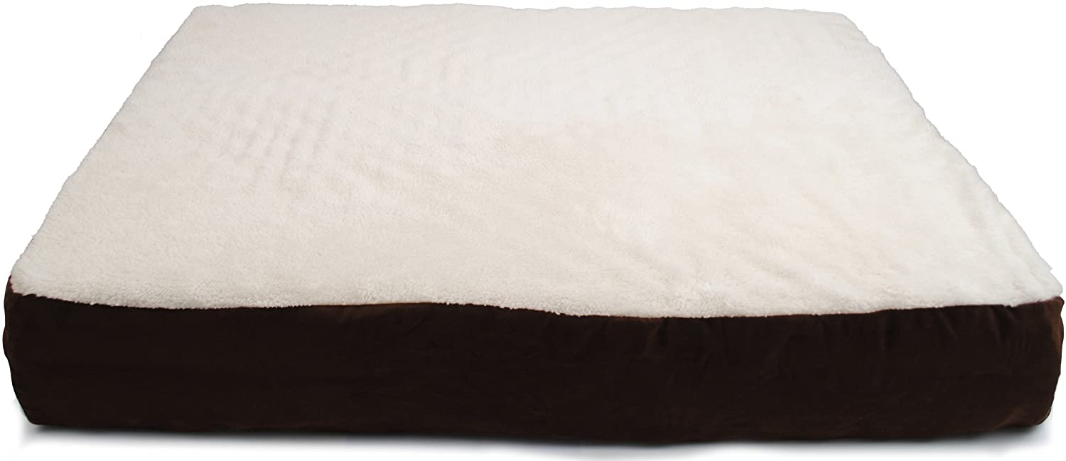 Dallas Manufacturing Co. Deluxe Orthopedic Bed, 30 Inch by 40 Inch