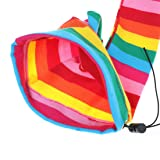 Freebily Sissy Men's Sexy Penis Sleeve Fun G-String Thong Mini Bikini Pouch Briefs Underwear Colorful One Size
