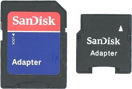 Sandisk microSD™/SDHC™ Adapter Pack Memoria Flash - Tarjeta de ...