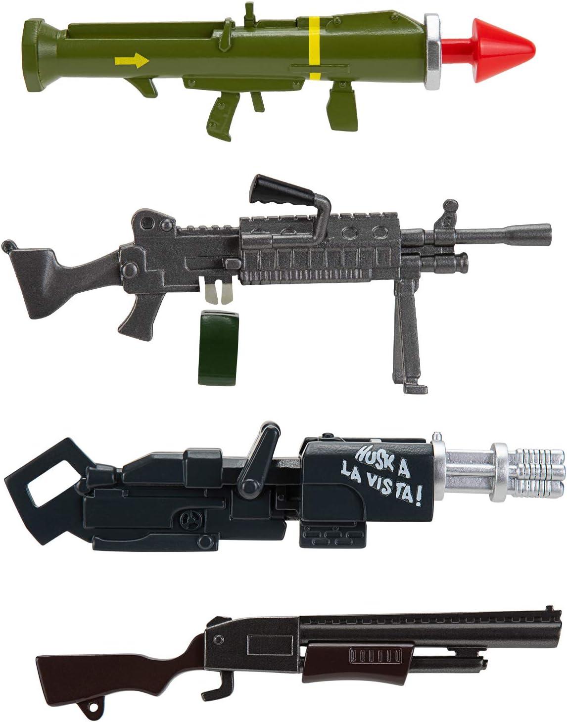 Art Hub Fortnite Guns Amazon Com Fortnite Legednary Loadout Weapons Legendary Series Set S1 Fnt0110 Toys Games