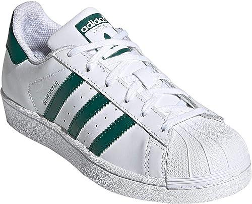 adidas Damen Superstar J Sneaker Low: : Schuhe