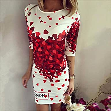 Reedbler New Summer Dresses Fashion Women Clothing Robe Sexy Cartoon Bodycon Miki Print Oneck Mini Casual