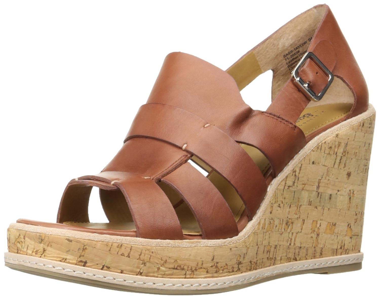G.H. Bass & Co.. Women's Taylor Wedge Sandal B01APXILQQ 6.5 B(M) US Amber