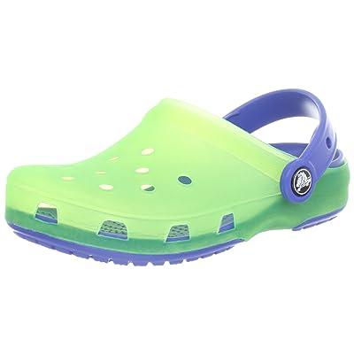 Crocs Kids' Chameleons Translucent Clog
