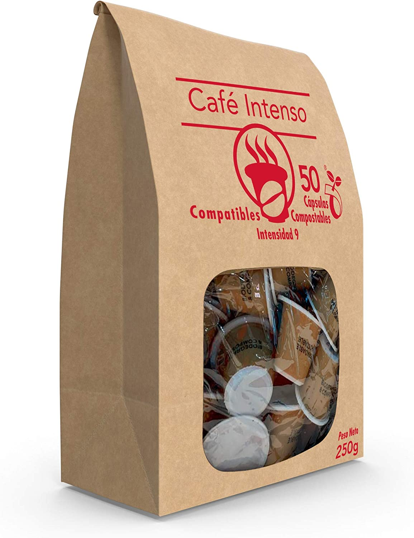 SABOREATE Y CAFE THE FLAVOUR SHOP - Cápsulas de Café Intenso ...