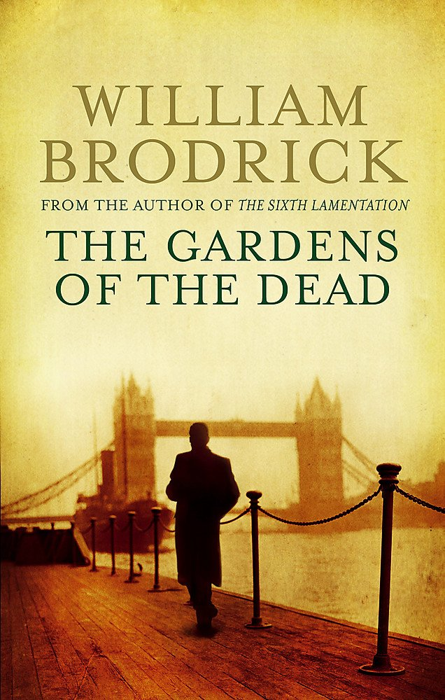 71Rb9tV10gL - The Gardens Of The Dead William Brodrick