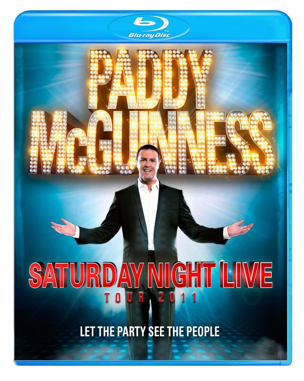 bluray amp dvd paddy mcguinness live 2011 bluray 2011