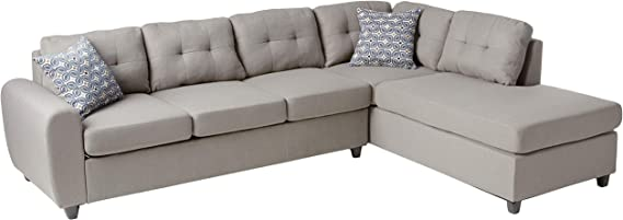 Coaster Home Furnishings Living Room Sectional Sofa