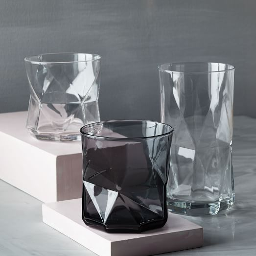 Bormioli Rocco Cassiopeia Glassware (Set of 6) | west elm