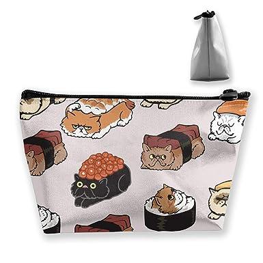 Amazon.com: Bolsa de maquillaje japonesa de viaje, bolsa de ...