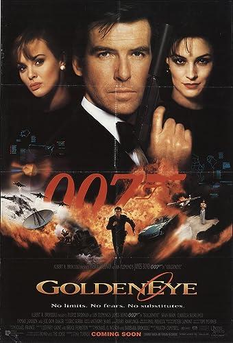 Image result for goldeneye poster