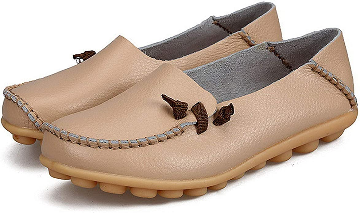 Niños Zapatillas Zapatos Puntera Abierta de cuero natural hecho a mano en Colores múltiples