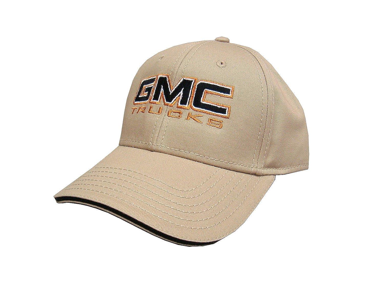 933c8d461c3 Hot Shirts - Men s GMC Trucks Hat  Tan - Sierra 1500 2500HD Denali Yukon at  Amazon Men s Clothing store