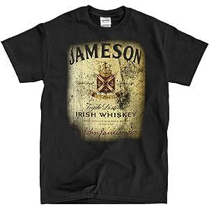 8d966f46626 Jameson Logo - White T-shirt (s)