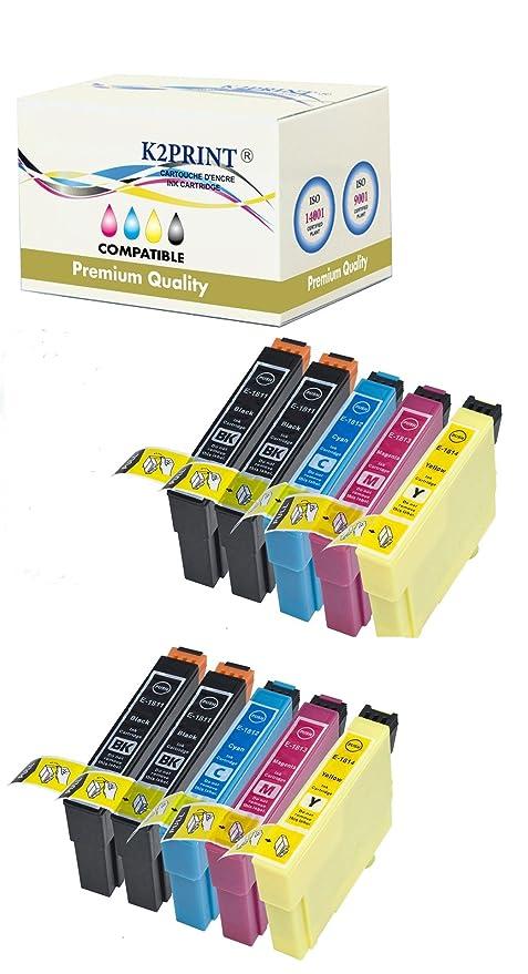 Merotoner-Cartuchos de tinta para impresoras epson XP-425: Amazon ...