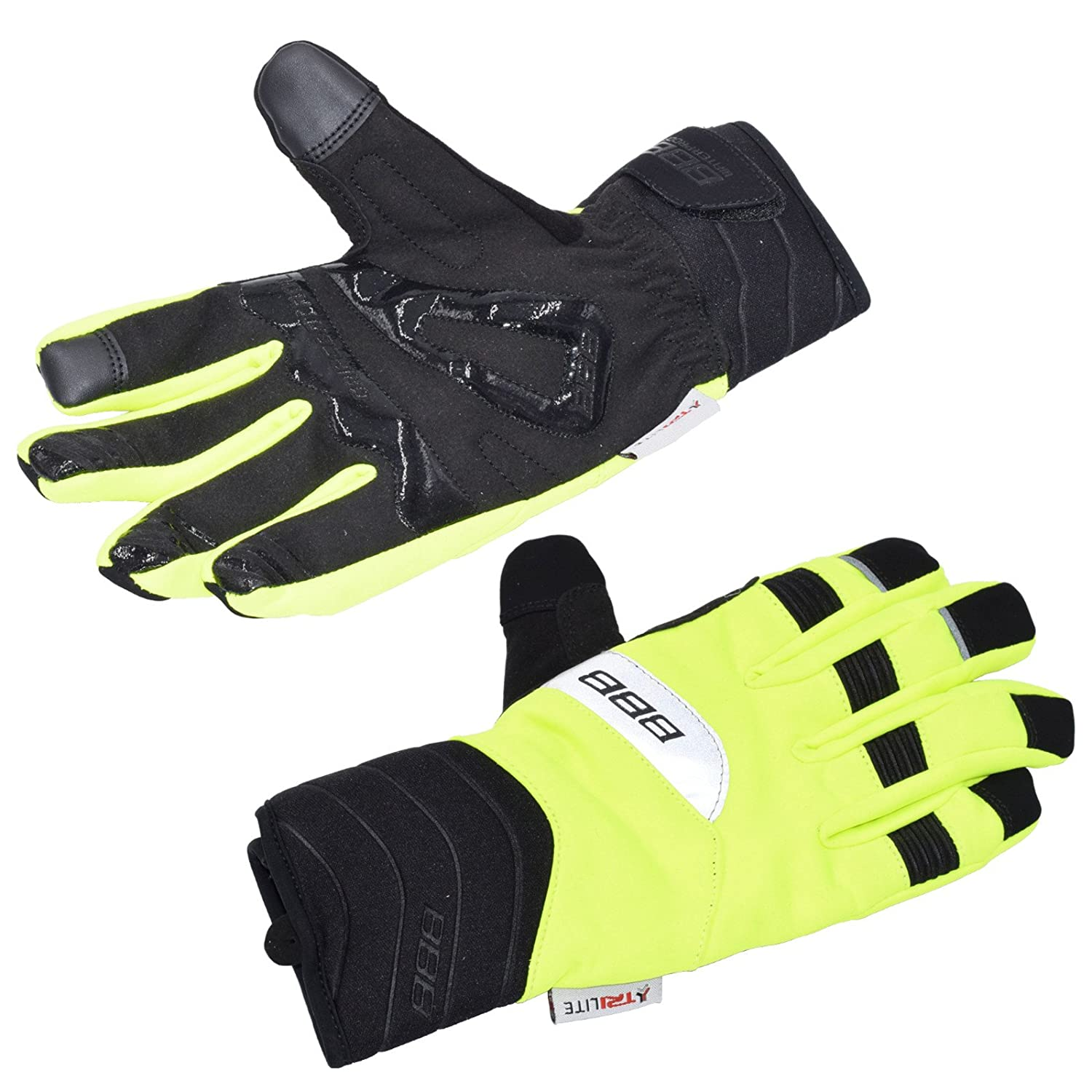 hot sales classic style new arrive Amazon.com: BBB WaterShield Winter Gloves Neon Yellow ...