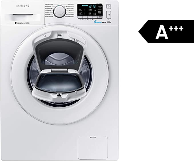 SAMSUNG WW80K5400WW/EG: Amazon.es: Grandes electrodomésticos