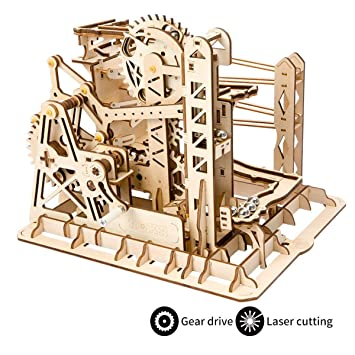 Construcción Rompecabezas De Kits Madera Mecánicos Modelos 3d DEYH9IeW2