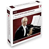 Rudolf Serkin plays Beethoven (Coffret 11 CD)