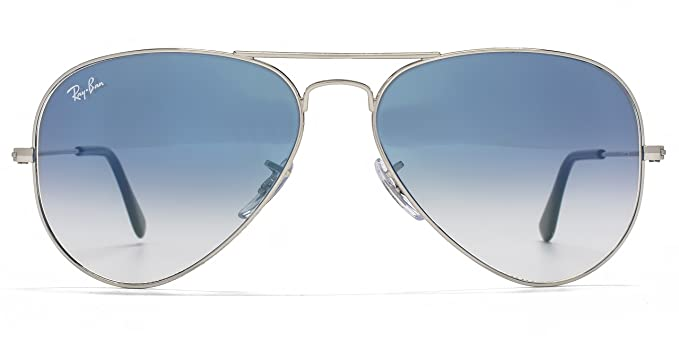 ray ban aviator 3025 azul degrade