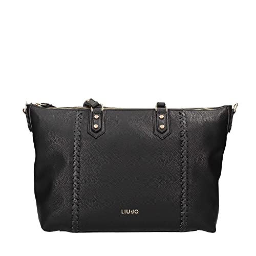 Liu Jo N68046E0033 Shopping Donna Nero PZ: Amazon.it: Scarpe