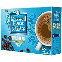麦斯威尔原味咖啡-三合一42杯546g条装
