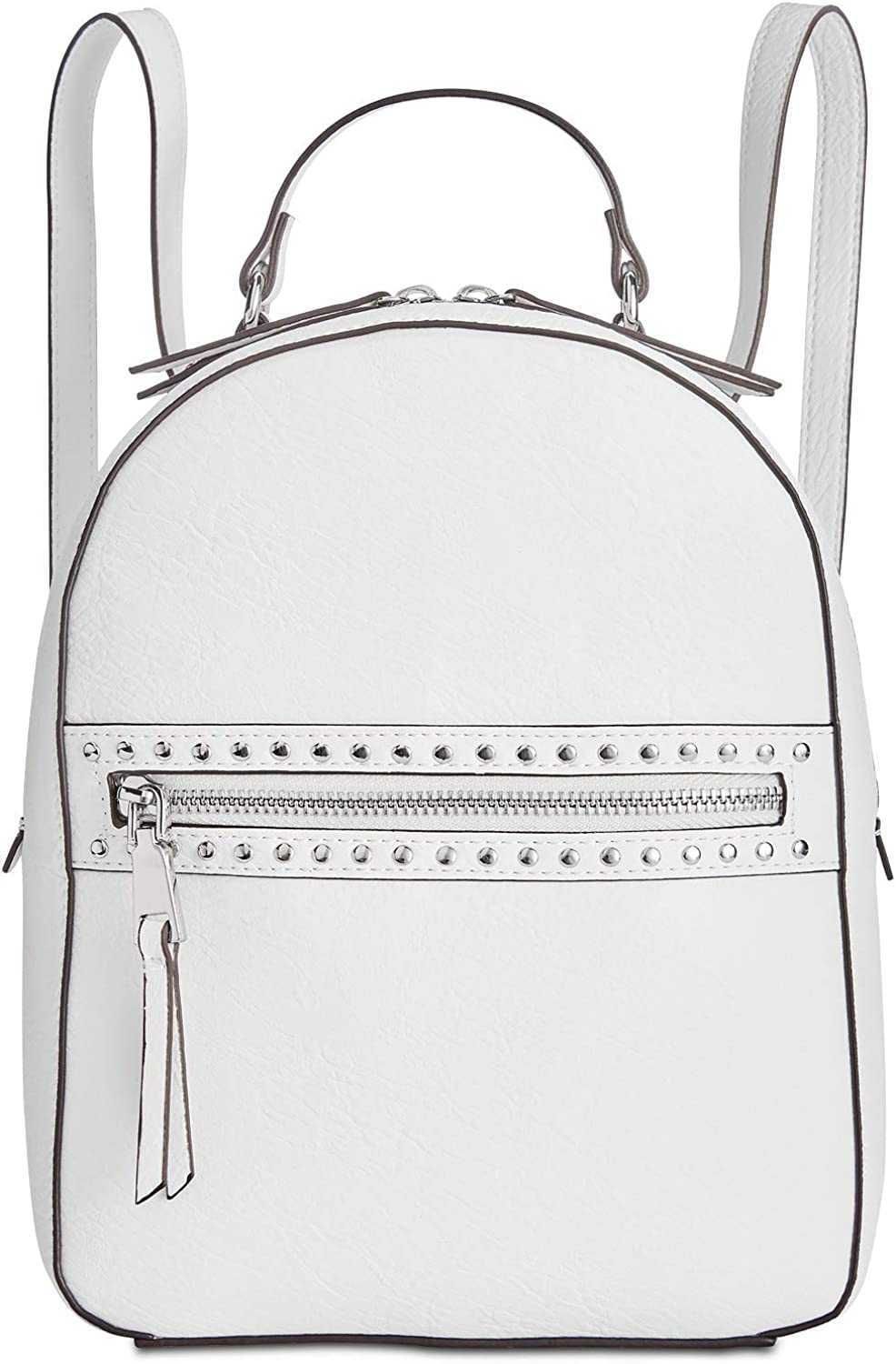 I.N.C. International Concepts Women s Hazell Convertible Mini Backpack, Vanilla