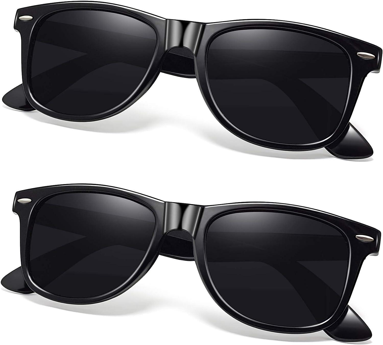 Unisex Polarized Sunglasses for Men and Women UV Protection Trendy Sun Glasses