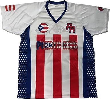 Jersey Soccer Puerto Rico