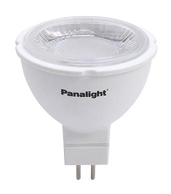Panalight LDR12V8L27WG52EPL - Lámpara LED dicroica GU5.3 de 7 W, 2700K