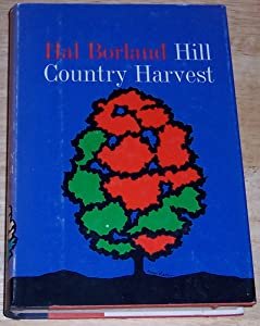 Hardcover Hill Country Harvest Book