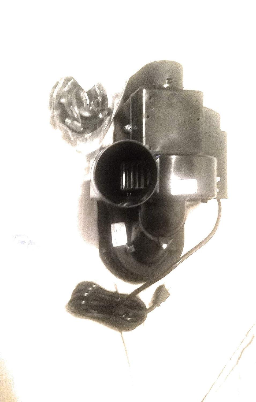 Bradford White Water Hot Heater Exhaust Draft Inducer Blower # 265-45584-00