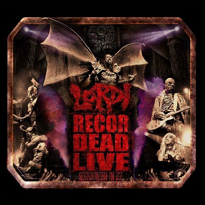 "LORDI release ""Devil Is A Loser Live At Z7! - AFM Records"