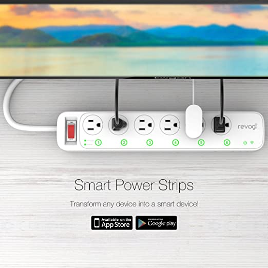 Review Smart Power Strip SOW014,Turn