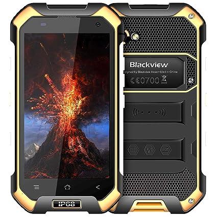 best cheap 234f6 b6813 Rugged Cell Phones Unlocked,Blackview BV6000S Unlocked Smartphones IP68  Waterproof,Android 7.0 4G Dual SIM,4.7 Inch Quad Core 2GB+16GB,4500mAh ...