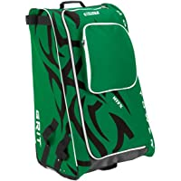 "Grit Inc HTFX Hockey Tower 36"" Wheeled Equipment Bag Green HTFX036-DA (Dallas)"