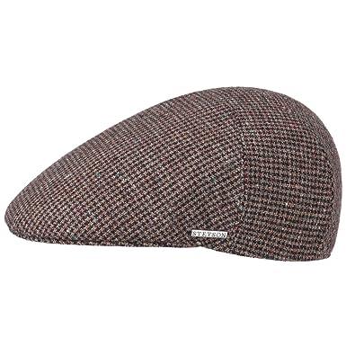 98be4ca458e72 Stetson Jermaine Wool Flat Cap Men Brown 7