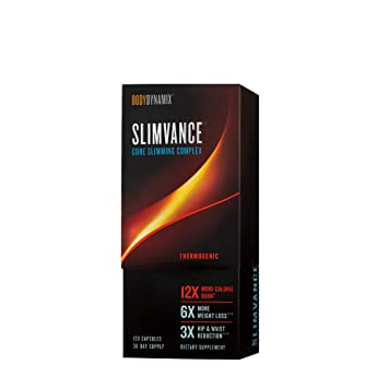 Amazon Com Bodydynamix Slimvance Thermogenic 30 Day Supply Health