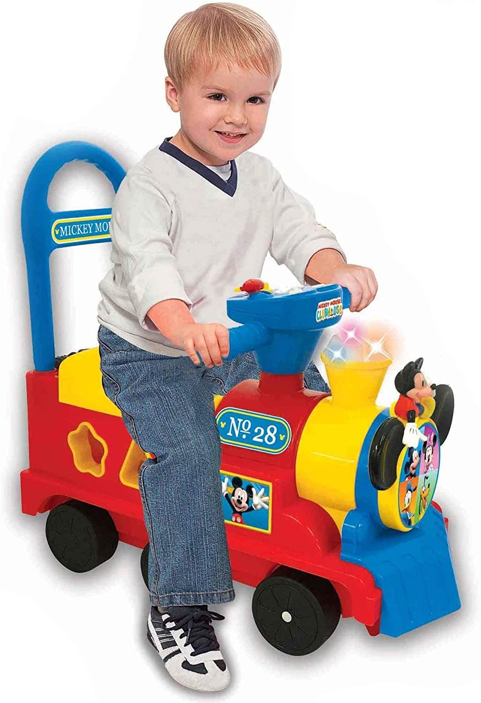 Disney Mickey Mouse Play n Sort Activity Train
