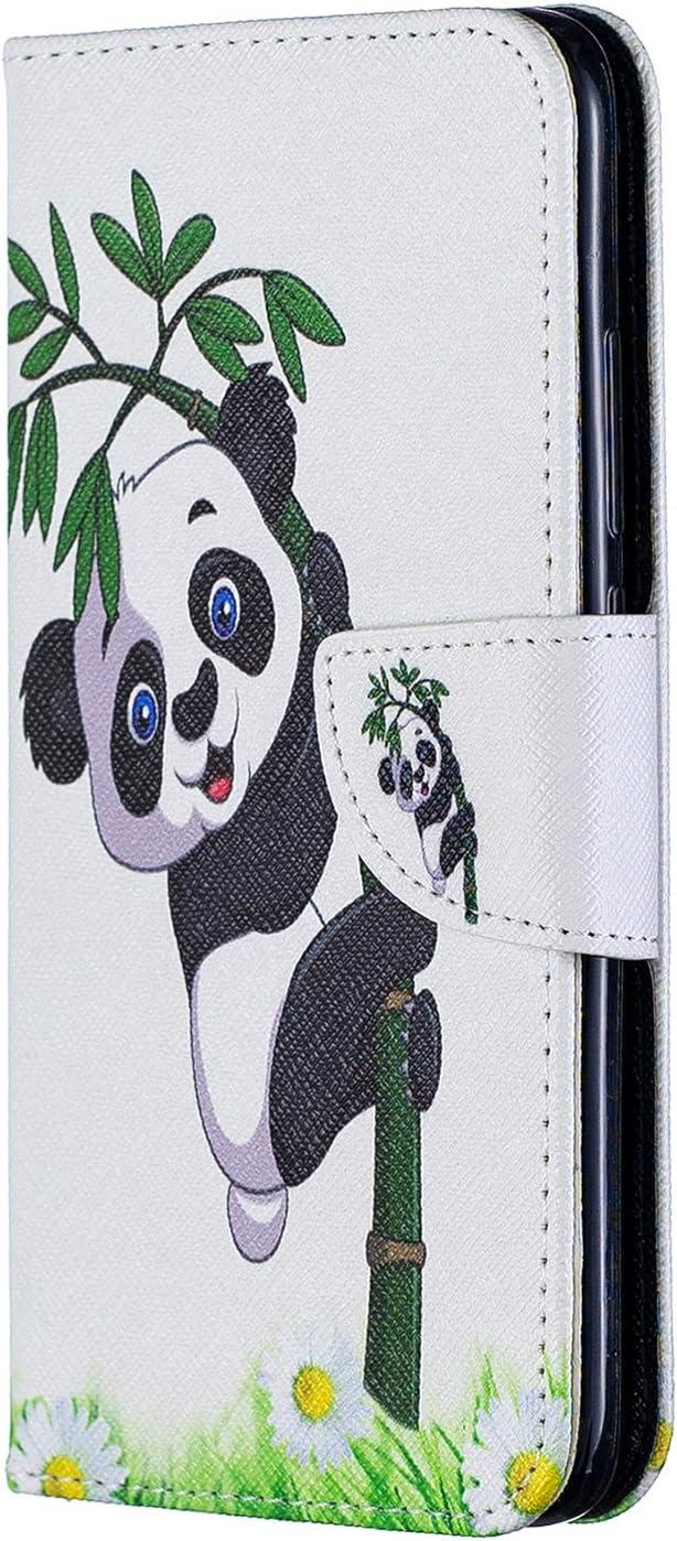 Tosim Coque Xiaomi Redmi 7 Cuir PU Etui Flip Case Housse Portefeuille avec Porte Carte Support et Fermeture Magn/étique pour Xiaomi Redmi7 TOBFE040241 T1