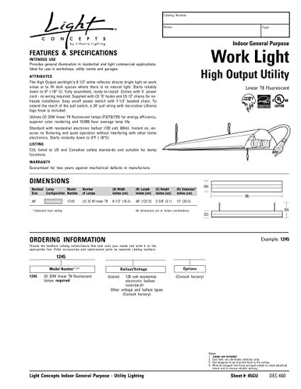 Amazon lithonia lighting 1245 shoplighth2h183 2 light amazon lithonia lighting 1245 shoplighth2h183 2 light fluorescent shop light polished silver home improvement asfbconference2016 Gallery