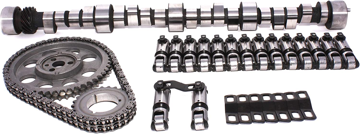 COMP Cams 11-770-8 Xtreme Energy 236//242 Solid Roller Cam for Chevrolet Big Block 396-454