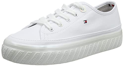 Tommy Hilfiger Outsole Detail Flatform Sneaker, Sneakers