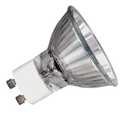 Boîte de 6 ampoules halogènes GU10à intensité variable, 50W/240V