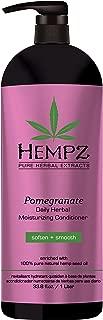 product image for Hempz Hempz moisturizing conditioner, white, pomegranate, 33.8 fluid ounce, 33.8 Ounce
